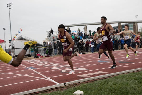Central Michigan cut its men's track and field program earlier this month.