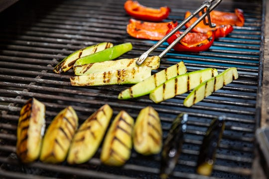 Now is a good time (it is always a good time) to eat more plants. And they're perfect for the grill.