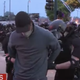 While live on air, CNN reporter Omar Jimenez was handcuffed and led away.
