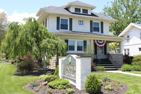 Crosser Funeral Home in Oak Harbor is adapting its services amid the COVID-19 pandemic.