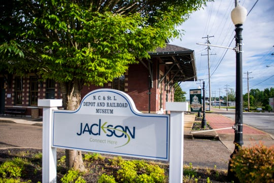 The Jackson Depot museum closed May 1 over financial concerns.