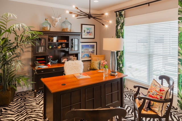 Interior Designer Offers At Home Office Design Tips For Work From Home