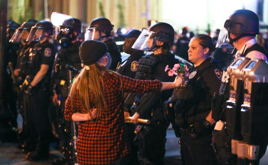 Louisville cop in fatal shooting of David McAtee had mocked protester on Facebook