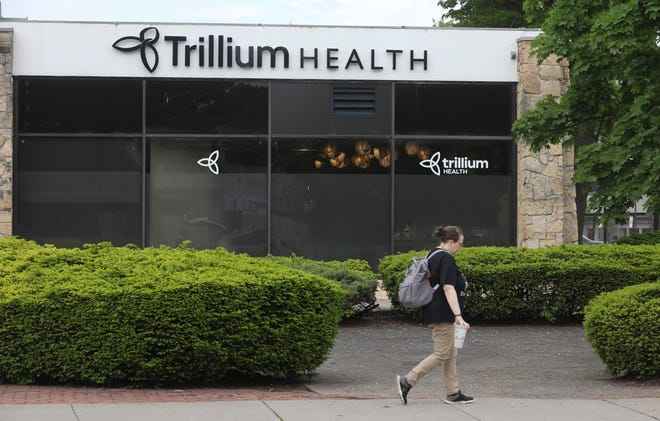 Trillium Health at 259 Monroe Ave. in Rochester Friday, May 29, 2020.