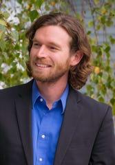 Trinity Alps Chamber Music Festival organizer Ian Scarfe of San Francisco.