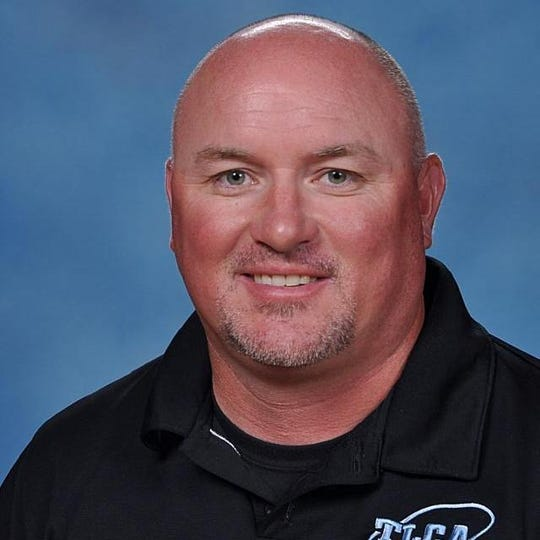 Kent Sherrill, who has been the head boys basketball coach at San Angelo TLCA for the past three seasons, was promoted to athletic director, it was announced May 29, 2020.