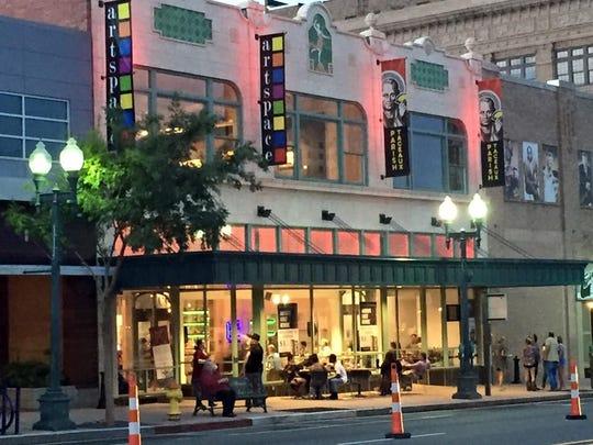 The Downtown Art Scene reopens starting June 2.