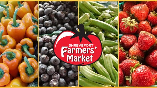 The Shreveport Farmers' Market is returning to Festival Plaza Saturday.