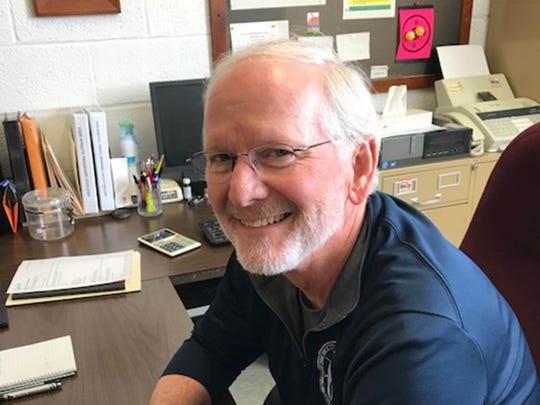 Jim Kiser, the VSDB athletic director, is retiring.