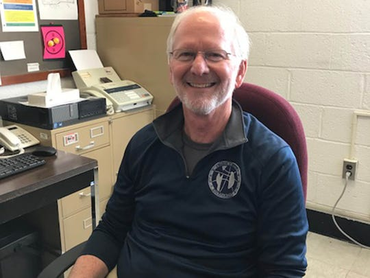 VSDB's athletic director, Jim Kiser, is retiring from the position.