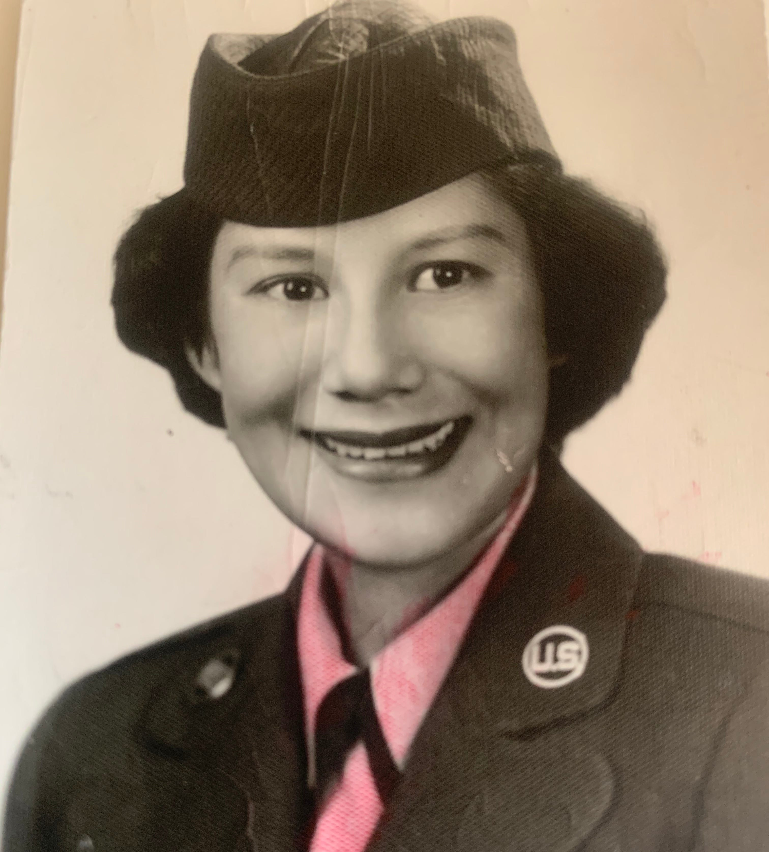 Maria Sargent, who died May 22, served in the Air Force for two years as a young woman and later worked for 20 years with the U.S. Postal Service.