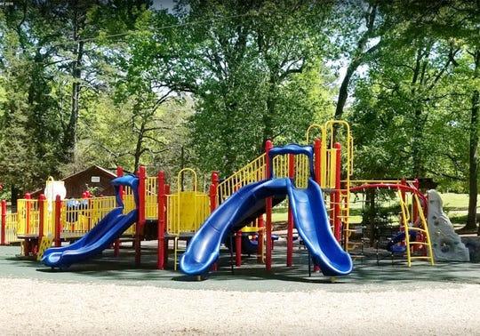 City Park in Simpsonville