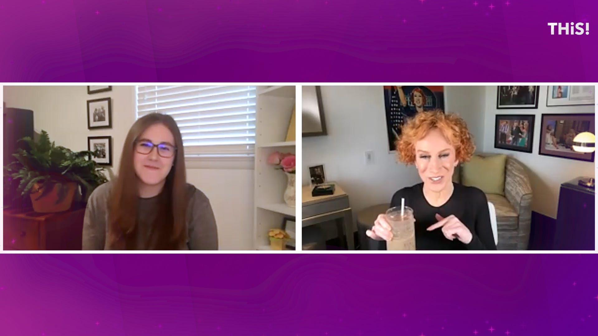 Kathy Griffin talks hair cuts, as-seen-on-TV products and Stevie Nicks friendship