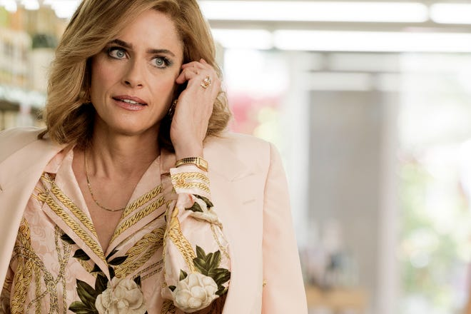 """Dirty John"" returns June 2. The series' new season focuses on convicted murderer Betty Broderick, played by Amanda Peet."