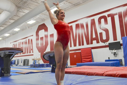 "One-time Olympic hopeful Maggie Nichols is profiled in the Netflix documentary ""Athlete A,"" about the Indianapolis Star's investigation of sexual abuse and toxic culture in USA Gymnastics."
