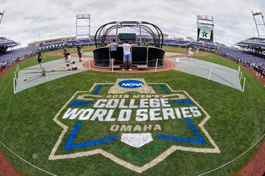 The college baseball season was wiped out along with all other spring NCAA sports