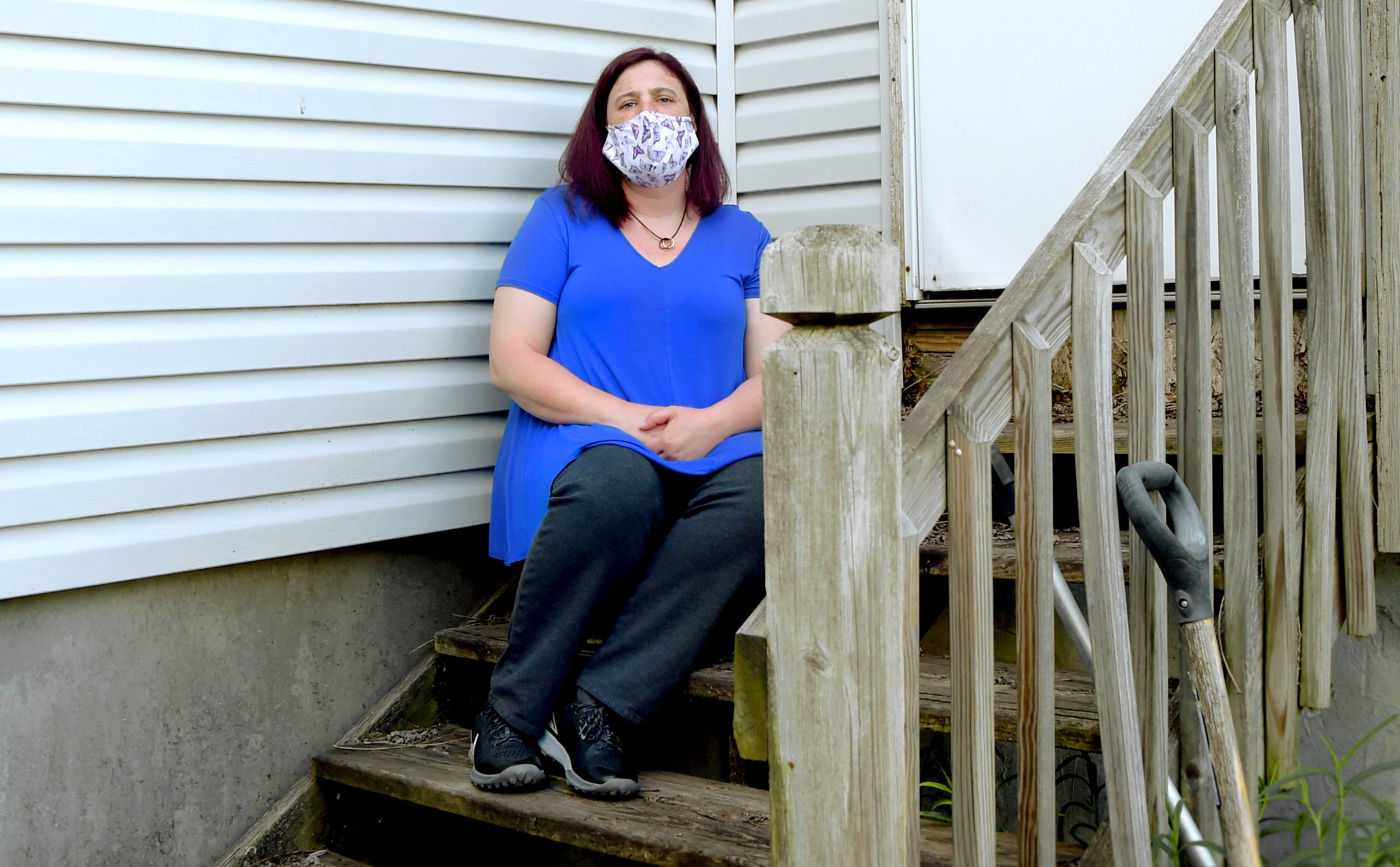 Millions of New Yorkers like Johnson City's Heather Picker qualified for unemployment as a result of the pandemic, but struggled to navigate an unresponsive system and waited months for their claims to be fulfilled.