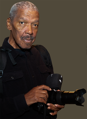 """Charles """"Bud"""" Ford Dorsey Jr. started following his passion for photography at an early age."""