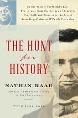 """""""The Hunt for History"""" by Nathan Raab."""
