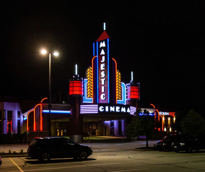 Marcus Majestic Cinema in Brookfield is one of the local movie theaters that will reopen Aug. 21 after being closed since March due to the coronavirus pandemic.
