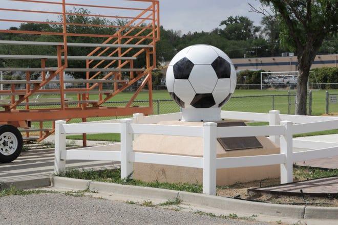 Farmington Soccer Complex.