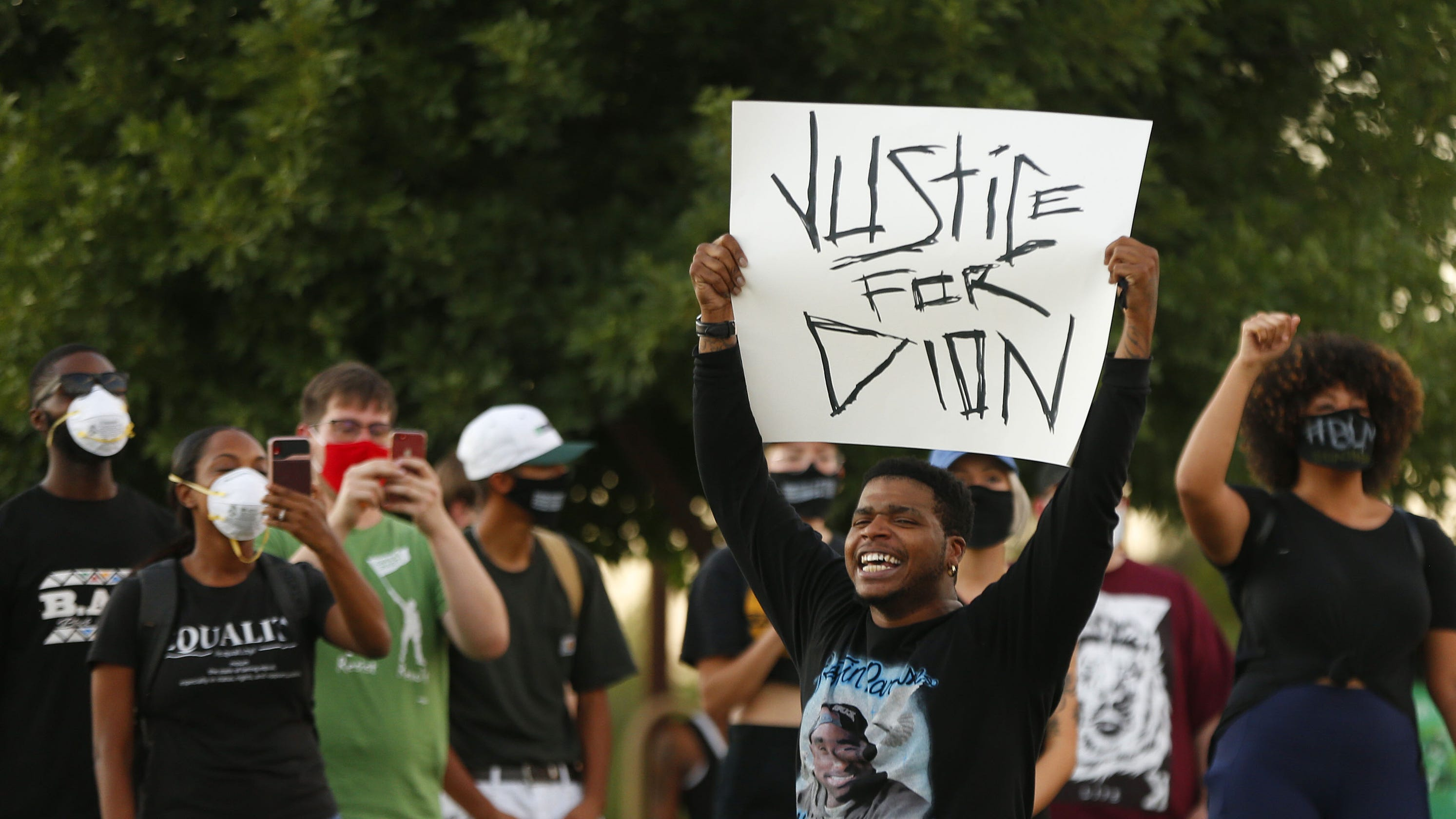 Dion Johnson: What we know and don't know about the fatal Department of Public Safety shooting in Phoenix