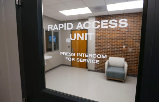 Burrell Behavioral Crisis Center's new Rapid Access Unit (RAU), located at 800 S. Park Ave. in Springfield, is open 24/7 for individuals experiencing a mental health or substance use disorder crisis.