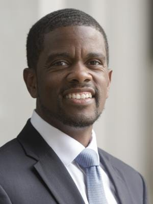 St.  Paul, Minn. Mayor Melvin Carter III, a graduate of Florida A&M University