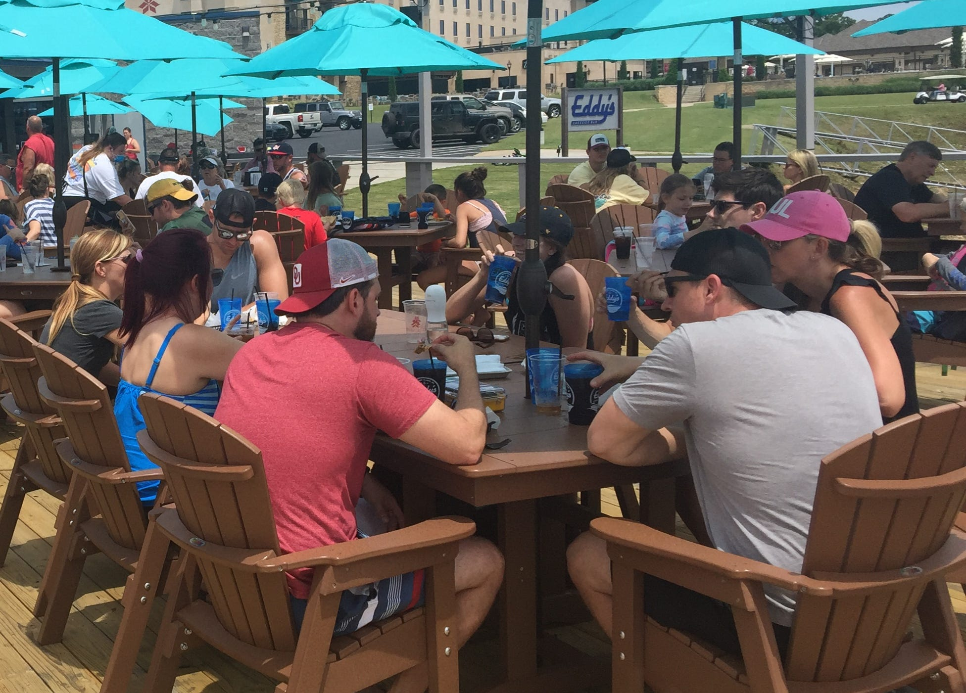 Remember Lake of the Ozarks party pics? Many other places boomed Memorial Day, data show