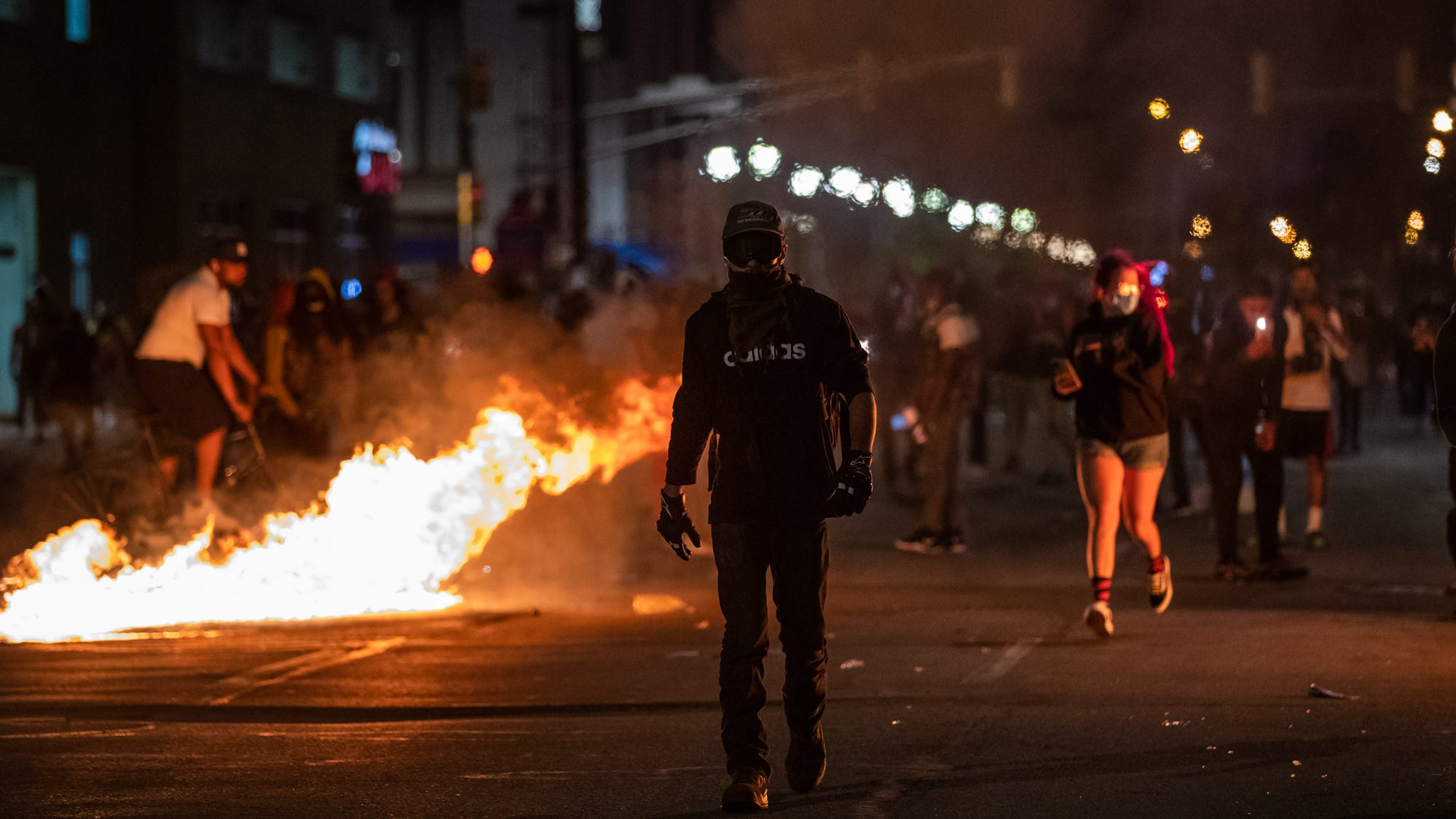 Indianapolis Riots What We Know About Saturday Night S Protests