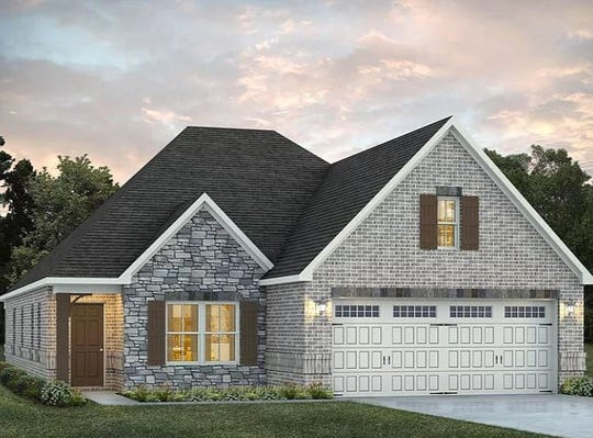 One The Ridge home at Pratt Farms on Wheat Ridge Drive is for sale for $253,748 and includes four bedrooms and two bathrooms within 2,191 square feet of living space.