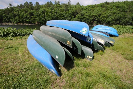 Lander's River Trips and Campground in Narrowsburg is open for business.