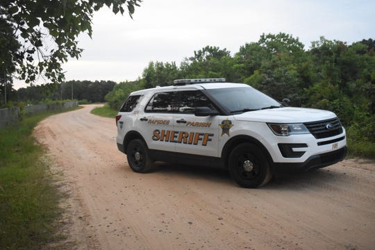 Two men are dead following an early afternoon plane crash Sunday near the Fort Buhlow Recreation Area in Pineville.Sheriff Mark Wood confirmed that the small plane crashed northwest of theairstrip at Lake Buhlow shortly after take-off.