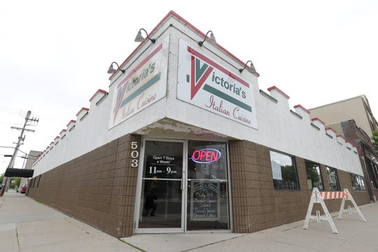 The owner of Victoria's Italian Cuisine in Appleton made remarks being characterized as racist.