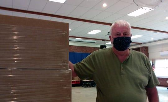 Dave Alexander is the facilities manager for the Endwell United Methodist Church.