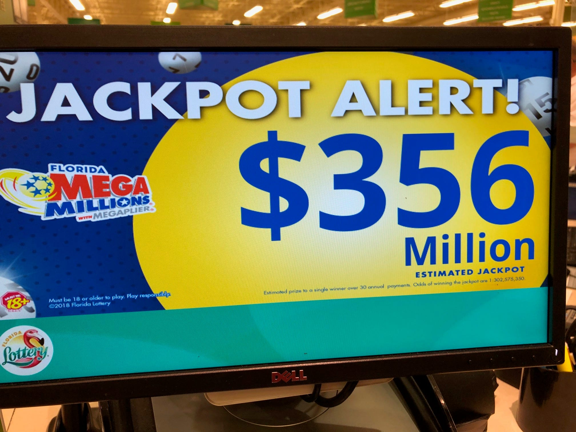 Mega Millions Jackpot 356 Million For Tuesday June 2 15th Largest Ever