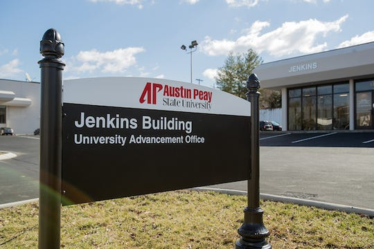 The Office of University Advancement moved into the Jenkins Building in February 2017.