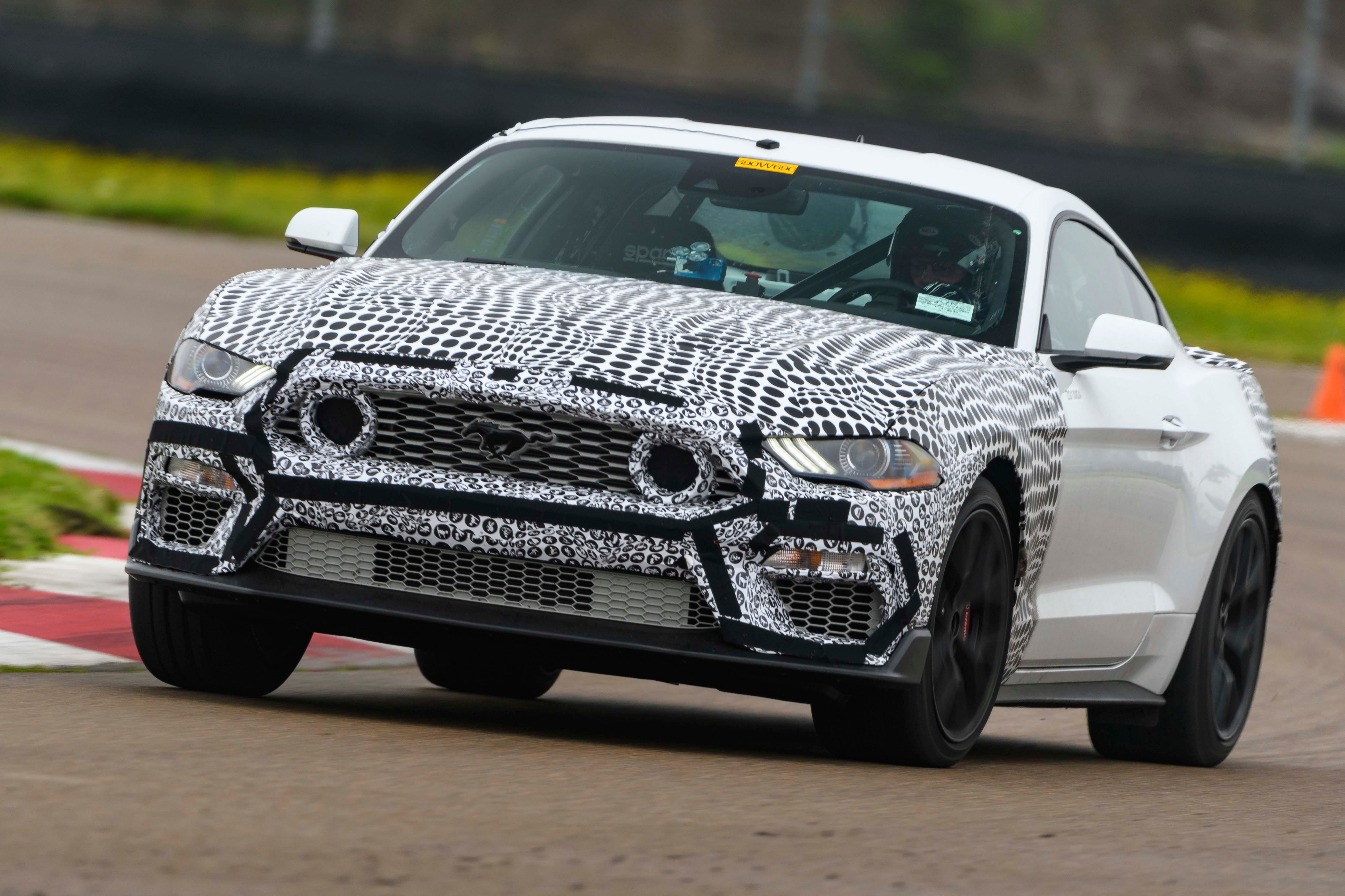 Ford Mustang Brings Back Iconic Mach 1