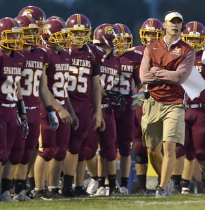 Dillon Maney has stepped down as the Luxemburg-Casco football coach after seven seasons.