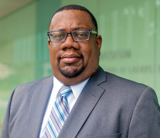 John V. Mouton, principal of Broussard Middle School the past nine years, has been promoted todirector of employee services for the Lafayette Parish School System.