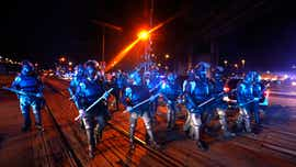Experts: When cops look like soldiers, tensions rise