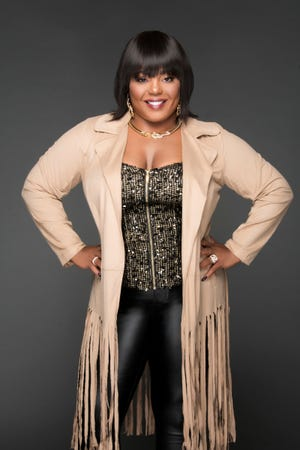 Comedian and actress Cocoa Brown