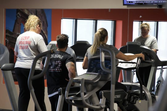 The Colosseum Personal Trainers, located at 500 E. Main St. in downtown Farmington, reopened its doors on Monday, June 1, 2020, after New Mexico Gov. Michelle Lujan Grisham eased state restrictions.