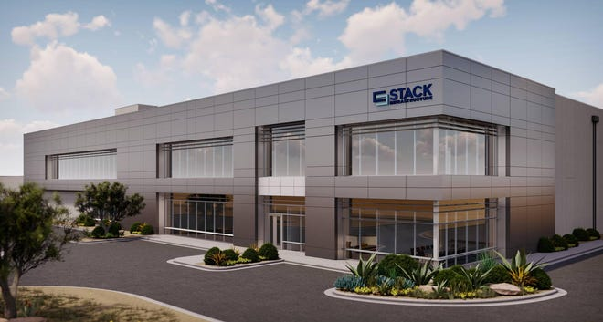 Stack Infrastructure announced its plans for a 1 million square-foot data center in Avondale.