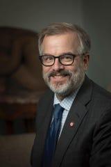 Willamette University President Stephen Thorsett, who graduated from South Salem High School in 1983.