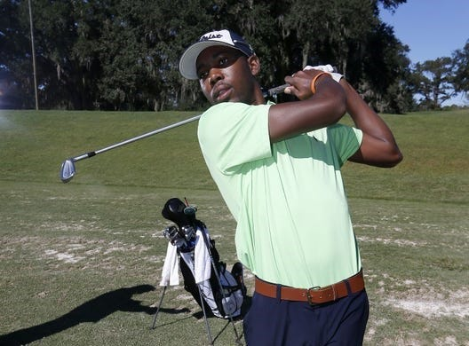 Kamaiu Johnson is on a quest to make social changes within the golf community. He is a native of Tallahassee and three-time winner of the Tallahassee Open.