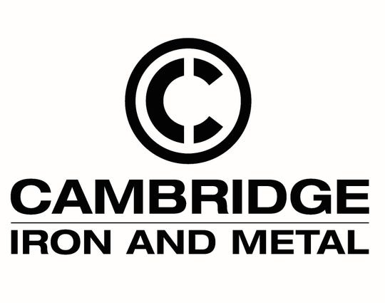 Cambridge Iron and Metal logo