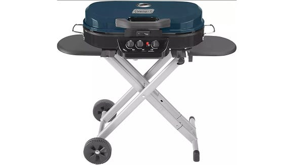A reliable model for on-the-go grilling.