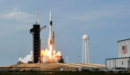 A new era: The Space Age is making a comeback, but it's cheaper this time with SpaceX.