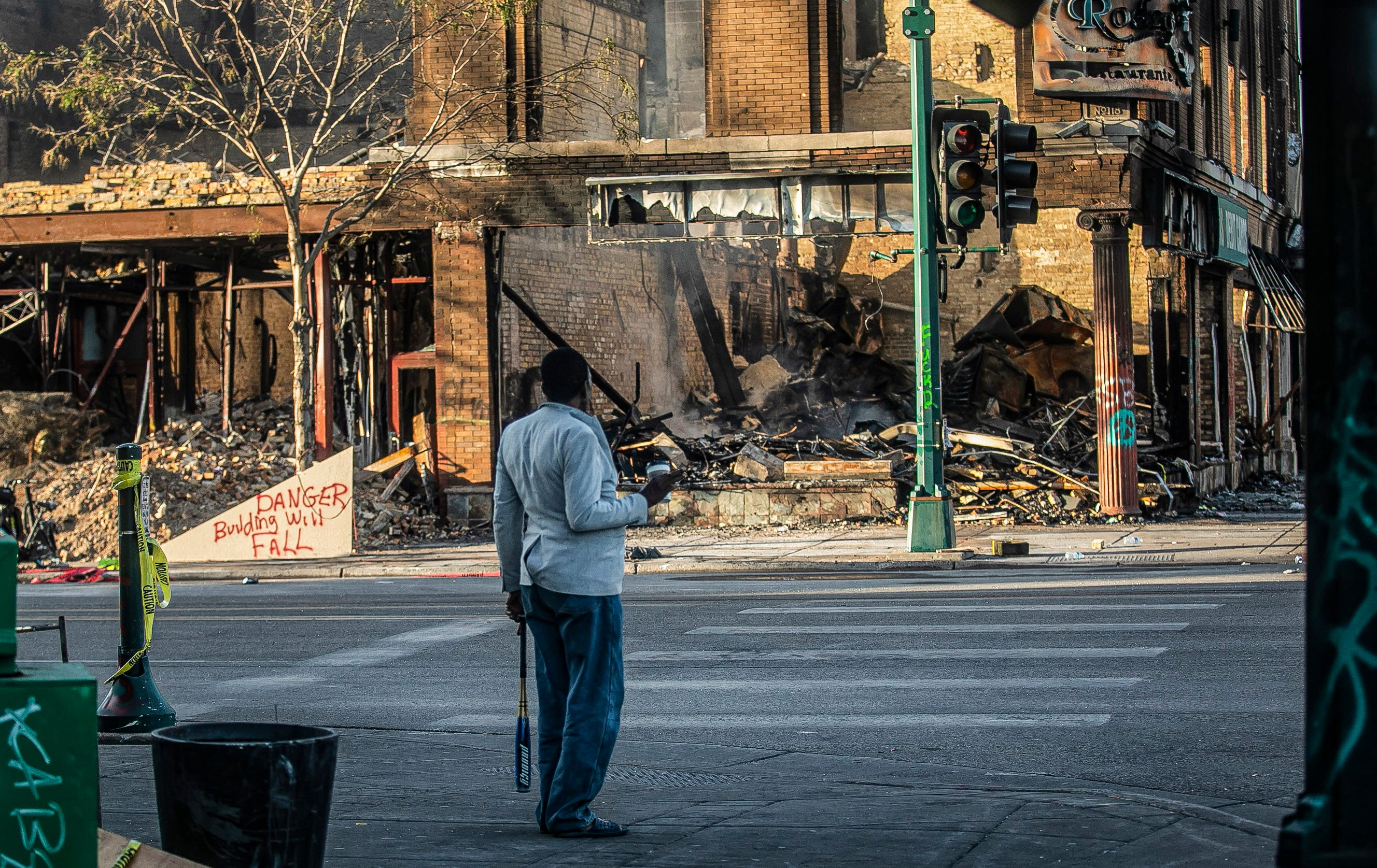 Their stores were burned, ransacked and looted. What s next for Minneapolis-area small business owners who lost everything?